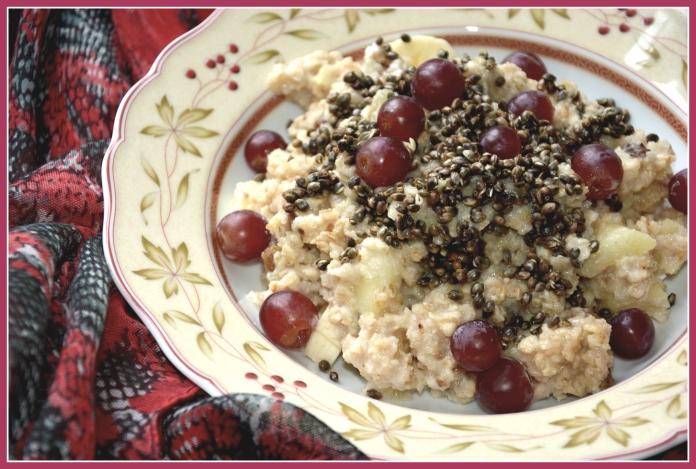Ein Porridge zum Verwöhnen