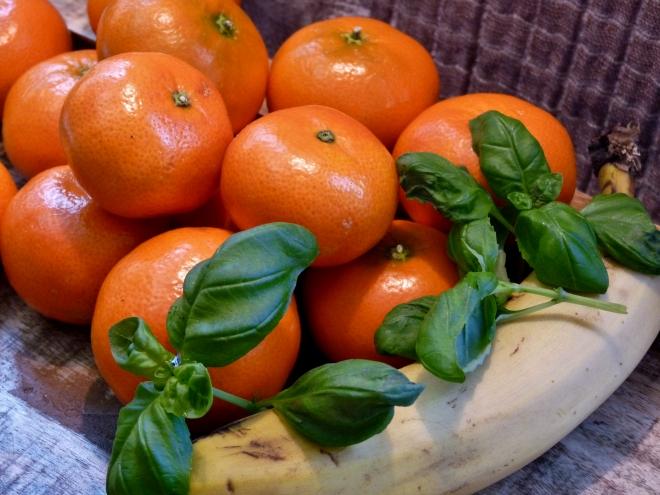Mandarinebasiikum