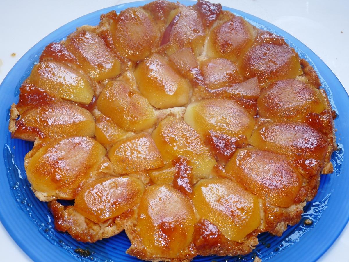 Tarte Tatin – Die berühmte gestürzte Apfeltorte