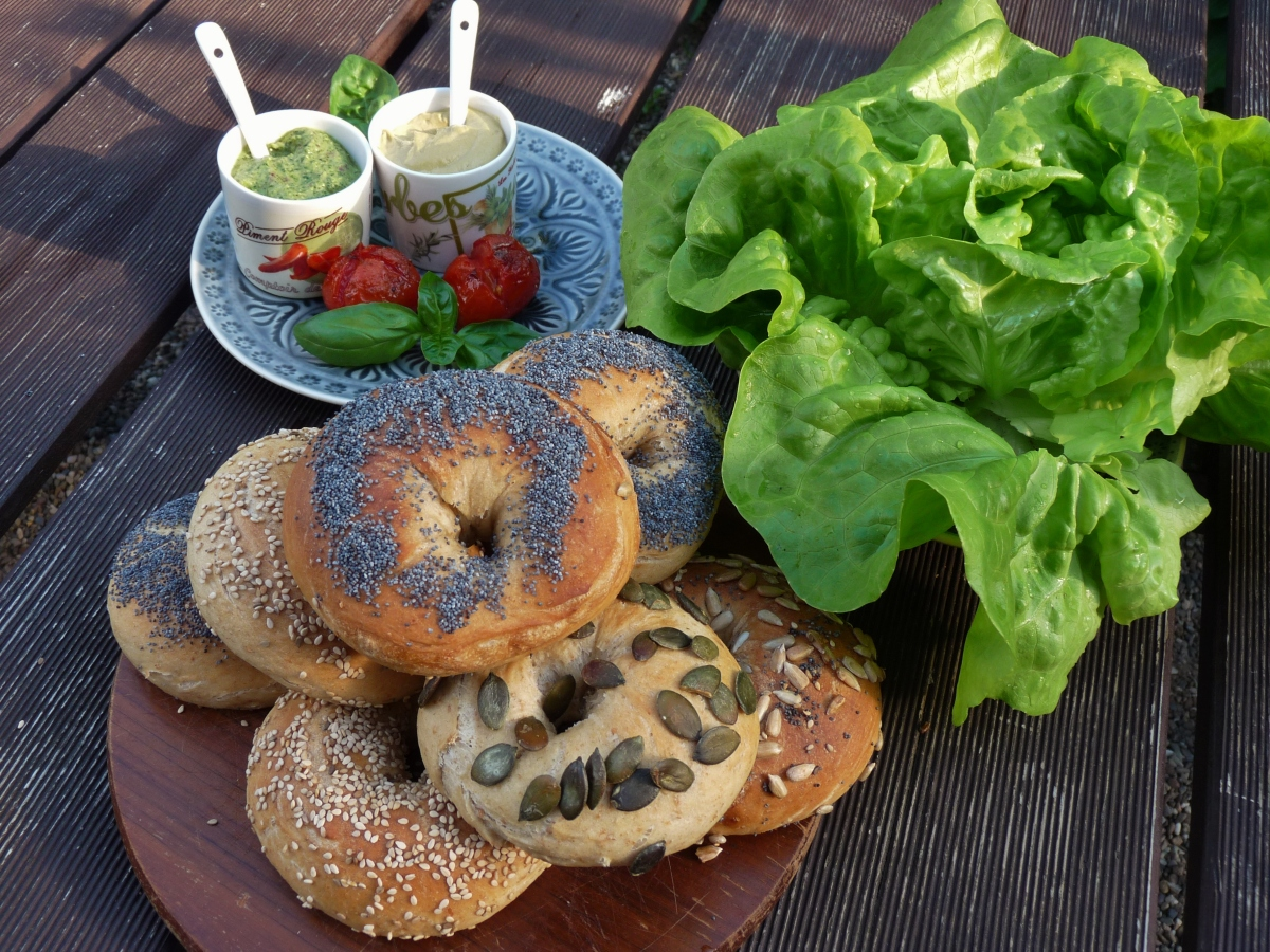 Handmade Bagels