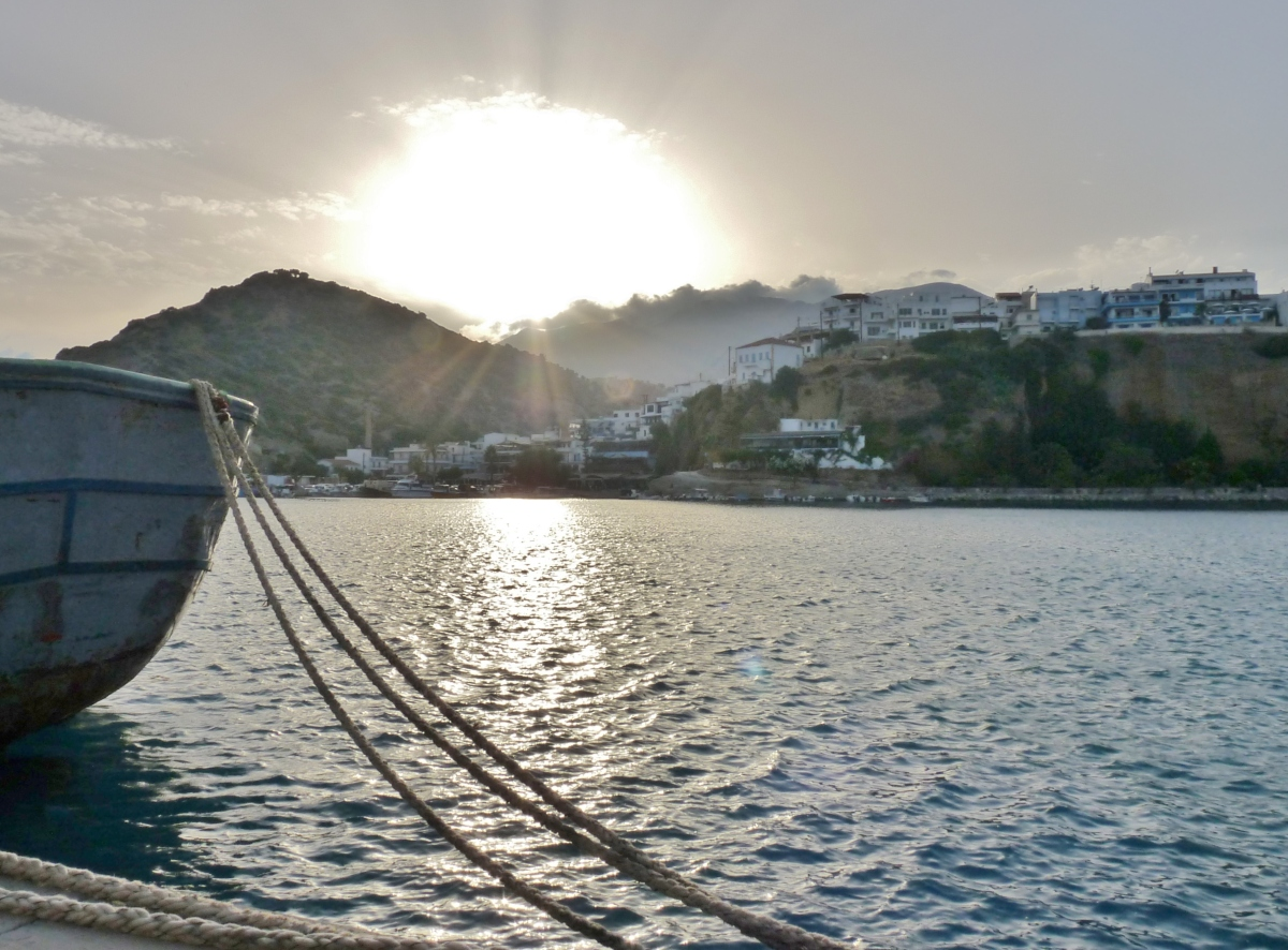 Kreta-Urlaub, vegan - Nostalgie