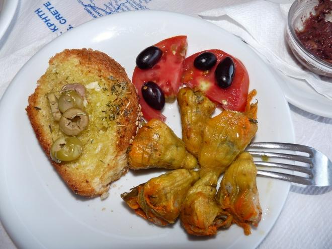 Zucchini-Blüten