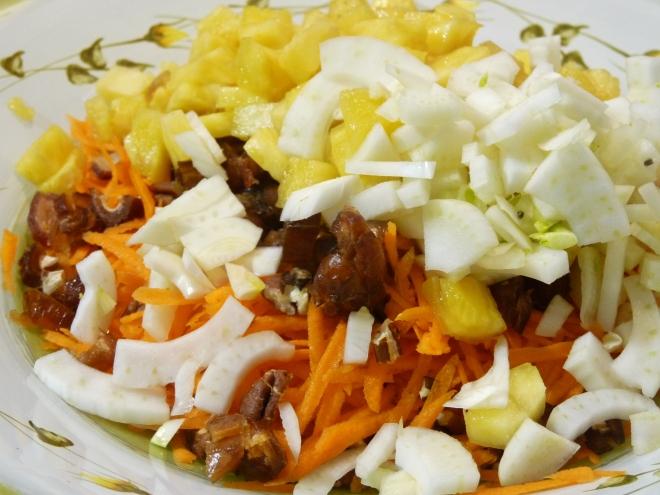 alle Salatzutaten