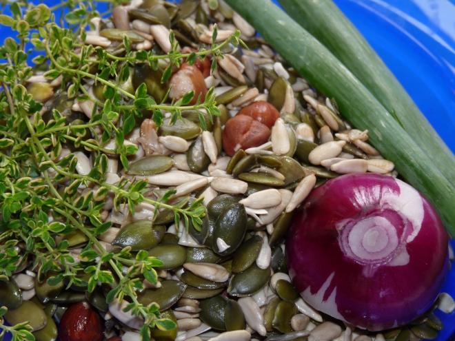 Zutaten Seed-Pate