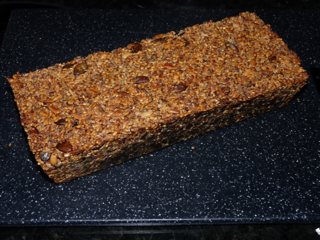 ganzes L-C-Bread