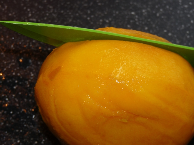 ganze Mango