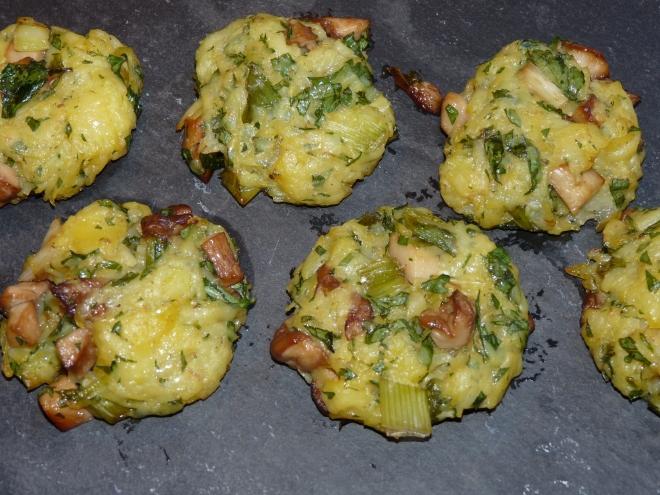 Kartoffel-Plätzchen
