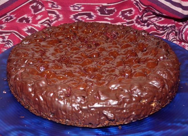 ganzer Kuchen