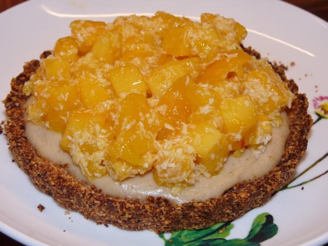 Mango-Tartelette