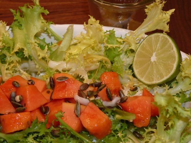 Salat näher
